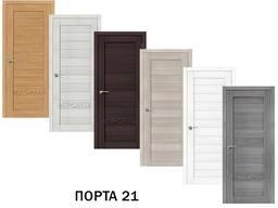 Межкомнатные двери экошпон elporta по лучшей цене