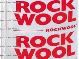 Минеральная каменная вата Rockwool Rockmin