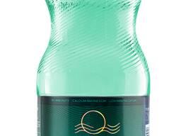 Минеральная природная столовая питьевая вода газированная 1,5 л