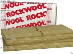 Минеральная вата для фасада Rockwool Frontrock Max E