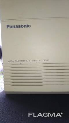 Мини-АТС Panasonic KX-TA308