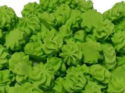 Мини безе зеленый 40 гр.