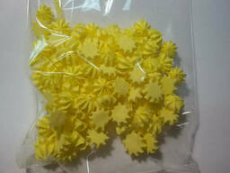 Мини безе желтый 40 гр.