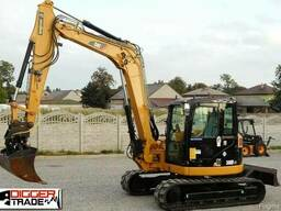 Мини-экскаватор Caterpillar 308D, 2009г. в.