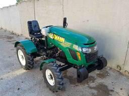 Мини-трактор Catmann MT-242 24 л. с.