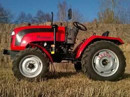 Мини-трактор Rossel RT-244D (Полноприводный с ГУР)