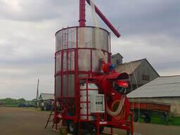 Мобильная зерносушилка АТМ-25
