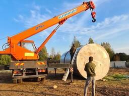 Модернизация и ремонт емкостей из нержавеющей стали