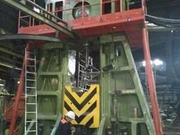 Модернизация паровоздушного штамповочного молота