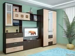 Модульная мебель для гостиной Александра-4