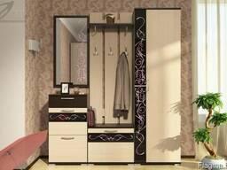 Модульная мебель для прихожей Юнона-2