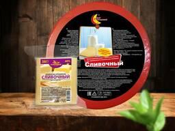 Молокосодержащие продукты с заменителем молочного жира