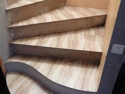 Монолитно-бетонные лестницы