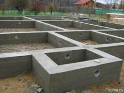Монолитные и бетонные работы