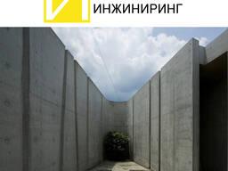 Монолитные стены в Минске и Минской области
