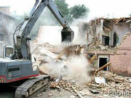 Монтаж/ демонтаж зданий