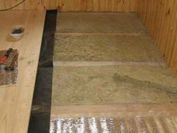 Монтаж деревянных полов с утеплением Ивенец и район