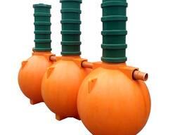 Монтаж канализации при высоком уровне грунтовых вод