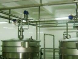 Монтаж оборудования и трубопроводов из нержавеющей стали