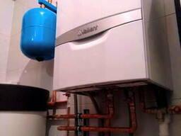 Монтаж отопления и водоснабжения. Монтаж отопительных систем