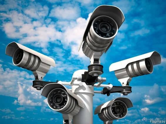 Монтаж систем безопасности и наблюдения