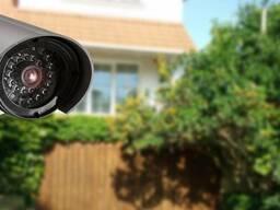 Монтаж систем видеонаблюдения в Гомеле и области