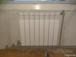 Монтаж теплых полов и систем отопления - фото 6