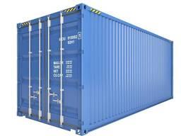 Морские контейнеры 20 и 40 футов