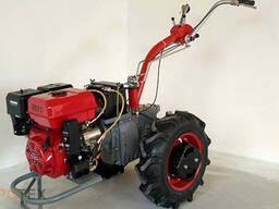 Мотоблок Мотор Сич МБ-13 c двигателем RATO R390