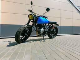 Мотоцикл Bajaj Boxer 150 X Disc Scrambler Edition