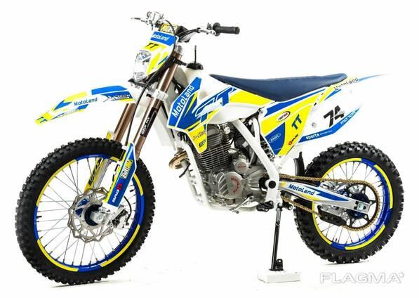 Мотоцикл MotoLand Кросс TT250 (172FMM) (2021 г. )