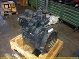 Мотор cummins 4-490