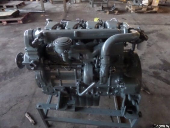Мотор liebherr d904t