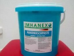 Моющая паста для рук Imhanex с алое вера 5л