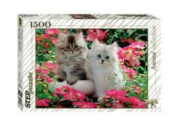 """Мозаика """"puzzle"""" 1500 """"Котята"""""""