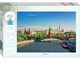 "Мозаика ""puzzle"" 1500 ""Москва. Кремль"""