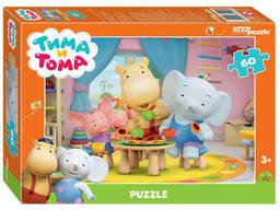 """Мозаика """"puzzle"""" 60 """"Тима и Тома"""" Мармелад Медиа"""