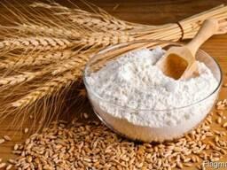 Мука пшеничная фас по 2 кг РБ