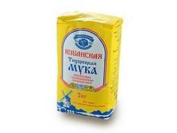 Мука пшеничная в/с М58/28 производства РФ (Тихорецк)