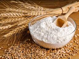 Крупа пшеничная дробленая