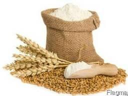 Муку пшеничную ВЫС.СОРТ и 1 СОРТ