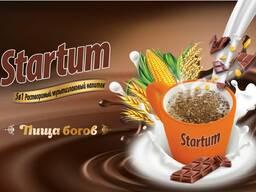 Мультизлаковый напиток Startum