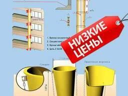 Мусоропровод строительный (мусоросброс)