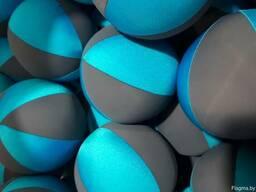 Мячи для доджбола поролоновые
