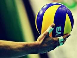 •Мячи, сетки, оборудование и инвентарь для спортивных залов