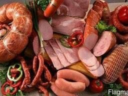 Мясные продукты и колбасные изделия по выгодной цене.