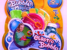 Мыльные пузыри с перчатками bubble magic