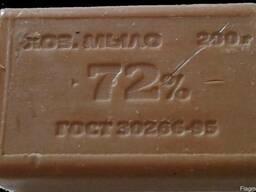 Мыло хозяйственное | Мыло | 72%