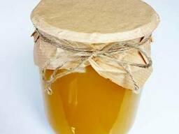 Мёд разнотравье, мед со своей пасеки 2018 Доставка