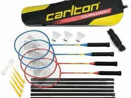 Набор бадминтон Carlton Tournament (4 ракетки) (Склад Дир)
